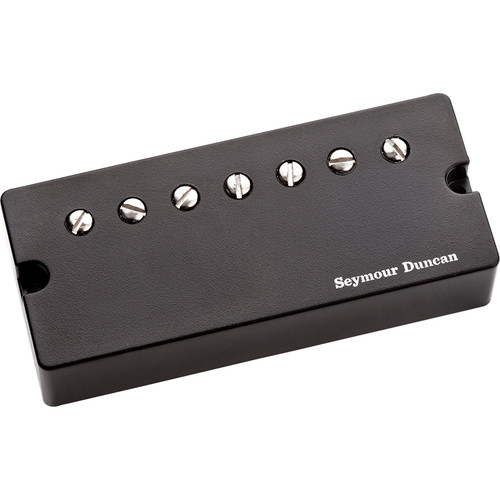 Seymour Duncan Sentient 7-String Active Mount Humbucker (Black Soapbar Cover)
