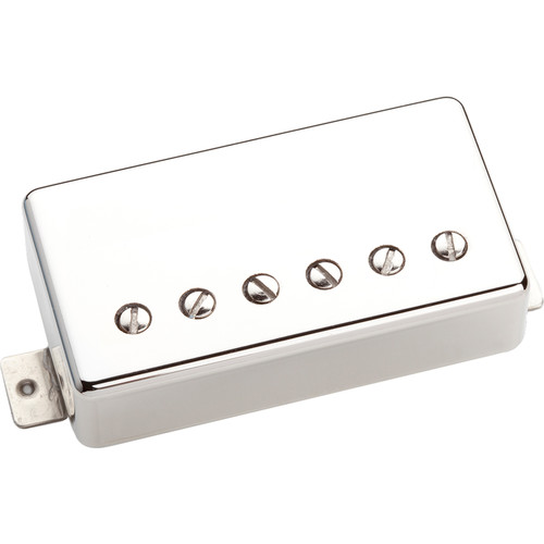 Seymour Duncan TB-6 Duncan Distortion Trembucker Pickup for Bridge (Nickel-Plated Cover)