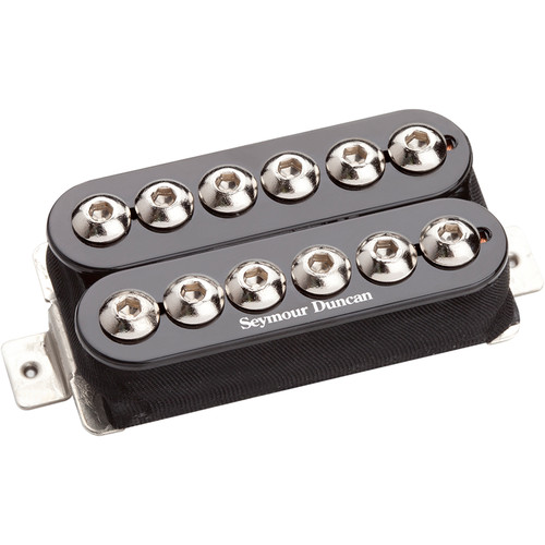 Seymour Duncan TB-8SG Invader Synyster Gates Trembucker Bridge Pickup (Black and Chrome)
