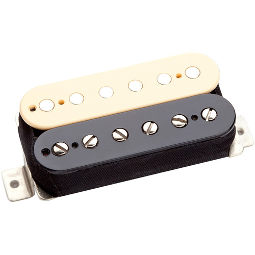 Seymour Duncan TB-APH-1B Alnico II Pro Trembucker Pickup for Bridge (Reverse Zebra)