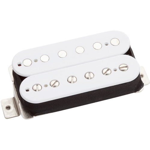 Seymour Duncan TB-APH-1B Alnico II Pro Trembucker Pickup for Bridge (White)
