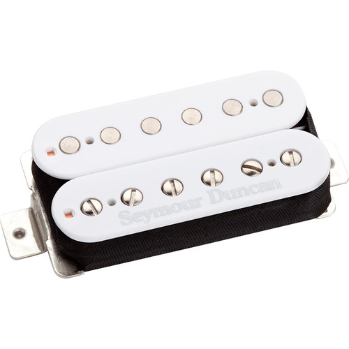 Seymour Duncan TB-11 Custom Custom Trembucker Pickup for Bridge (White)