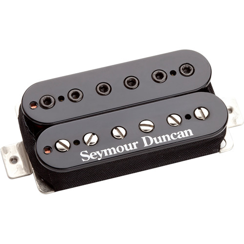 Seymour Duncan TB-12 Screamin' Demon Trembucker for Bridge (Black)