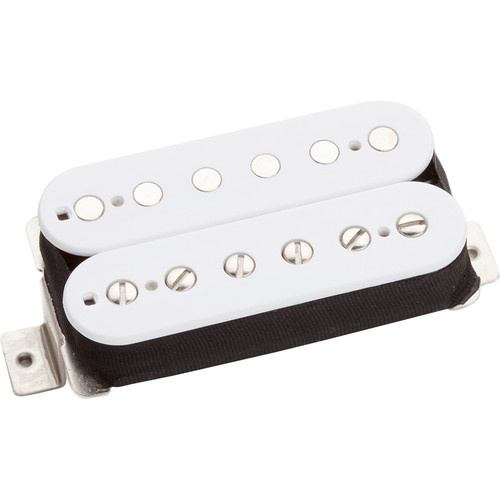 Seymour Duncan APH-1B Alnico II Pro Humbucker Pickup for Bridge (White)