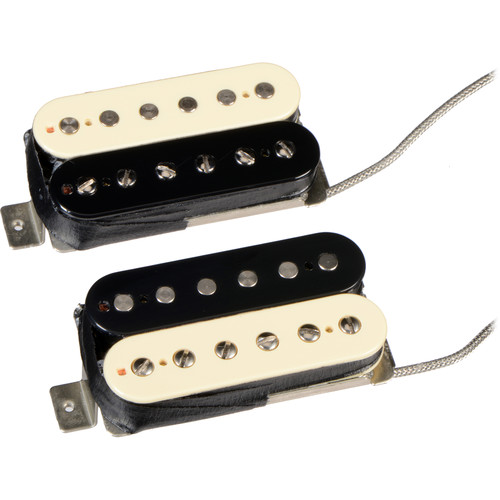 Seymour Duncan APH-2S Slash Signature Humbucker Set for Neck and Bridge (Zebra)