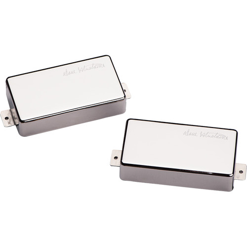 Seymour Duncan LW-MUST Dave Mustaine LiveWire Neck and Bridge Humbucker Set (Gold-Plated Cover)