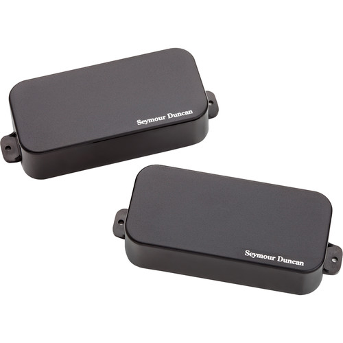 Seymour Duncan AHB-1S 7 PMT Blackouts Neck and Bridge 7-String Humbucker Set (Black)