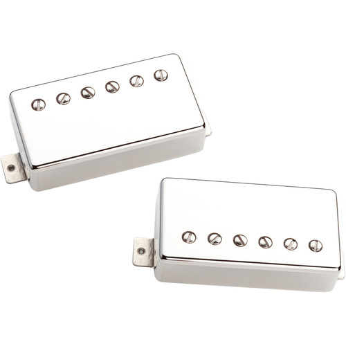 Seymour Duncan Pearly Gates Humbucker Set for Neck and Bridge (Nickel Cover)