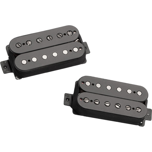 Seymour Duncan Pegasus & Sentient Humbucker Set for Bridge and Neck (Black)
