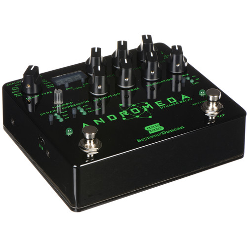 Seymour Duncan Andromeda Digital Delay Pedal with Dynamic Controls