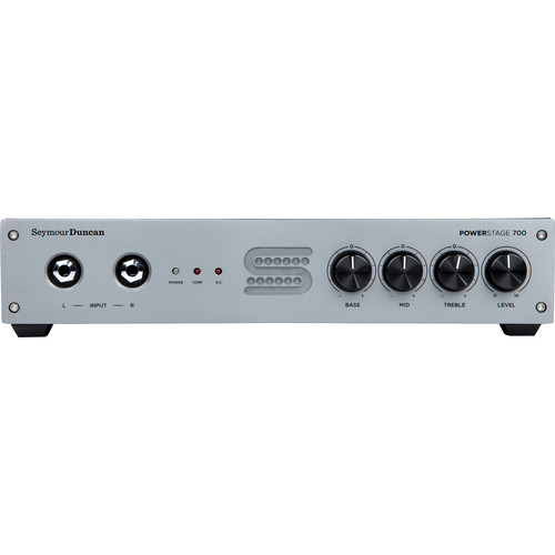 Seymour Duncan PowerStage 700 Rackmount Power Amp for Electric Guitars