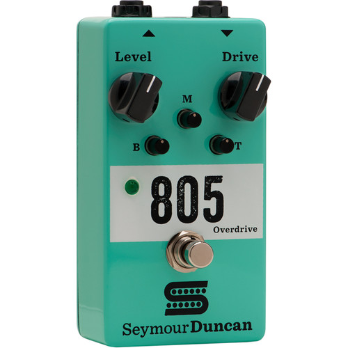 Seymour Duncan Classic Overdrive Kit with 805 & Electro-Harmonix Soul Food Pedals