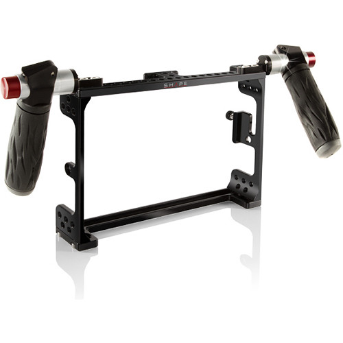SHAPE Odyssey 7Q+ Monitor Cage Kit with Handles
