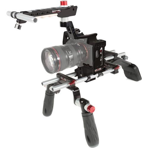 SHAPE Offset Shoulder Mount Kit for Sony a7R III/a7 III Camera