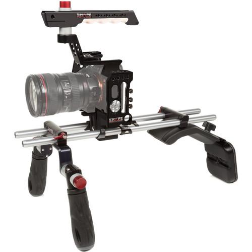 SHAPE Shoulder Mount Kit for Sony a7R III/a7 III Camera