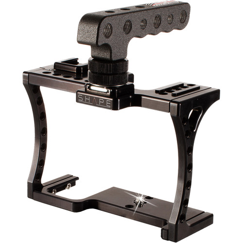 SHAPE Sony a7S Cage with Top Handle