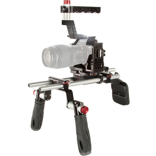 SHAPE Cage with Offset Shoulder Mount System for Sony a7 II, a7S II, & a7R II