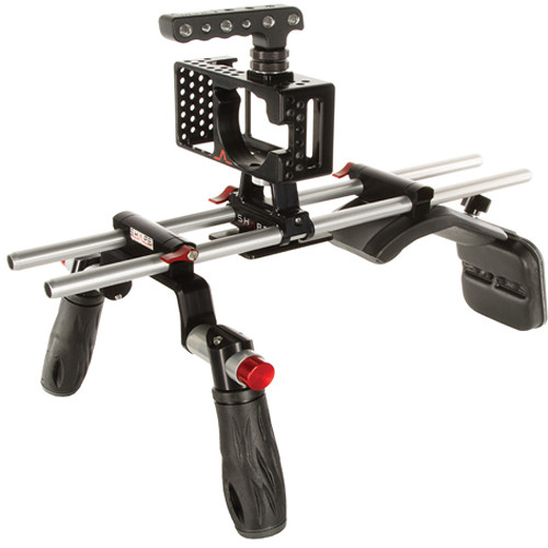 SHAPE Blackmagic Pocket Shoulder Mount