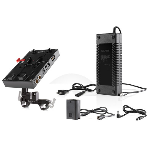 SHAPE D-Box Camera Power And Charger For Sony A7 Series