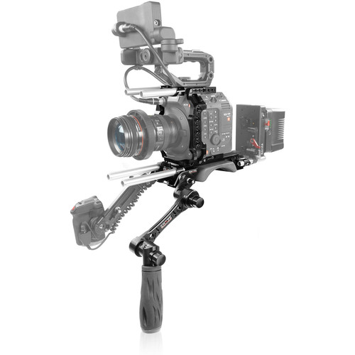 SHAPE Canon C500 Mark II Camera Cage and Baseplate with Handle