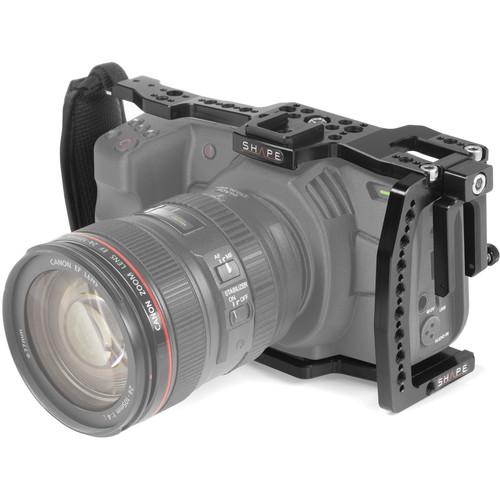 SHAPE Cage for Blackmagic Pocket Cinema Camera 6K and 4K