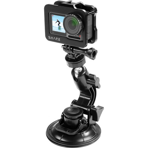 SHAPE Cage with Ball Head Suction Cup for DJI Osmo Action Camera
