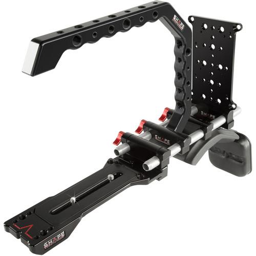 SHAPE ENG-Style Camcorder Bundle Rig