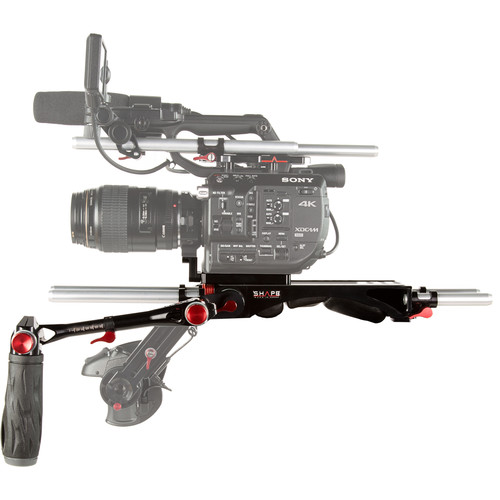 SHAPE Sony FS5 Baseplate Bundle Rig