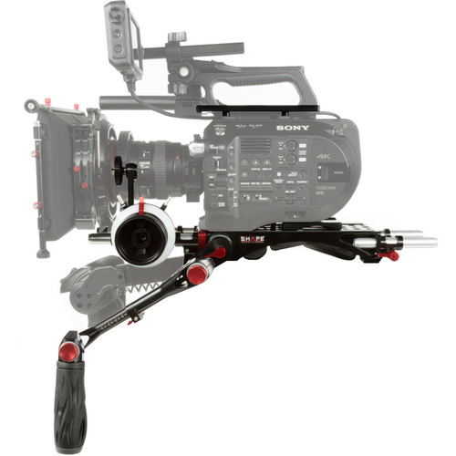 SHAPE Shoulder Rig Bundle for Sony FS7 Cameras