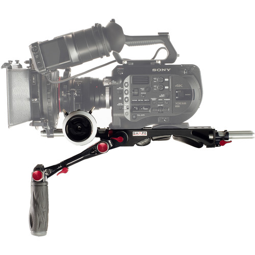 SHAPE Sony FS7 Bundle Rig with Follow Focus
