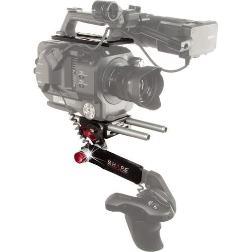 SHAPE Sony FS7 Lightweight Bundle Rig