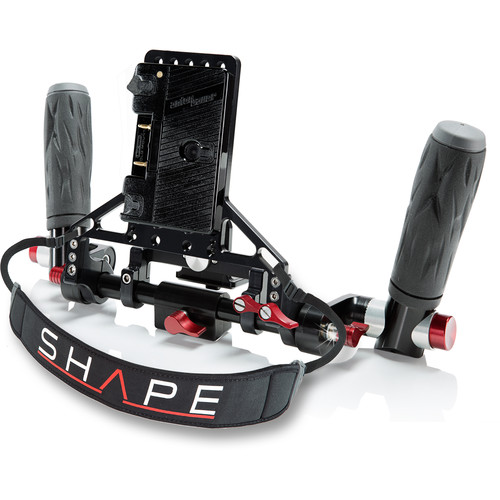 SHAPE Wireless Director's Kit with Gold Mount Battery Plate