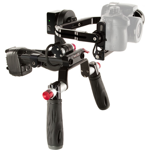 SHAPE ISEE+RIG Handheld Two-Axis Gimbal Rig for Small Body Camera