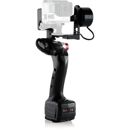 SHAPE ISEE I Gimbal Stabilizer for GoPro or Smartphone