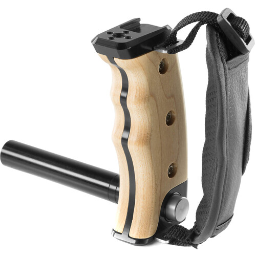 SHAPE Left-Side Wooden Handle