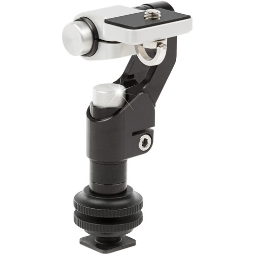 SHAPE 2-Axis Push Button Arm with Hot Shoe