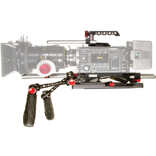 SHAPE BP7000 V-Lock Quick-Release Baseplate Kit for Sony F5/F55 Cameras