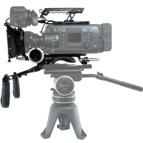 SHAPE Canon C700 Matte Box Follow Focus Complete Rig Solution