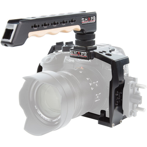 SHAPE Top Handle for Panasonic GH5 Cage