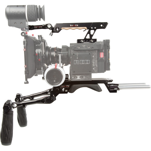 SHAPE Pro Bundle Rig for RED WEAPON EPIC-W, SCARLET-W, and RAVEN Cameras