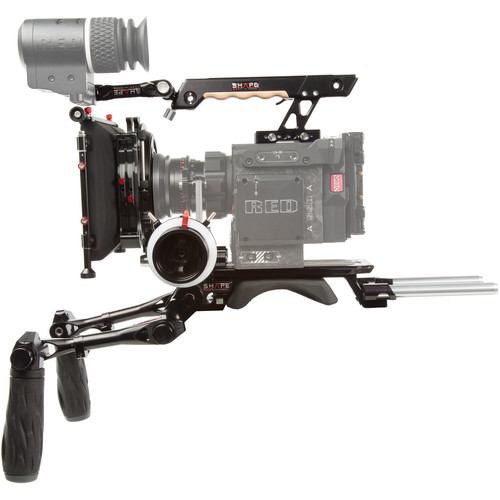 SHAPE Complete Rig System for RED WEAPON EPIC-W, SCARLET-W, and RAVEN Cameras