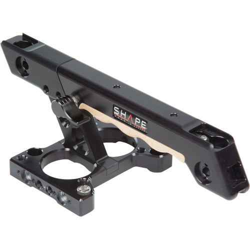 SHAPE Top Plate Extendable Handle for Select RED Cinema Cameras