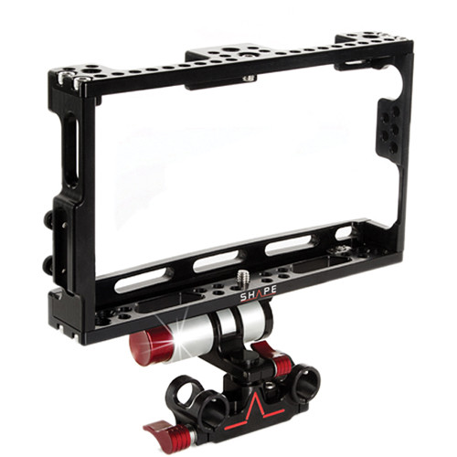 SHAPE Atomos Shogun Cage with 15mm Monitor Bracket
