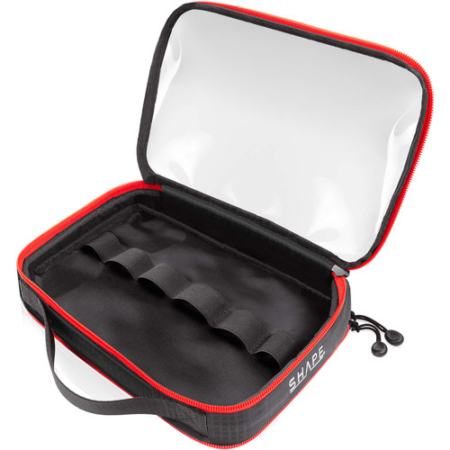 SHAPE Two-Sided Cable Organizer Pouch
