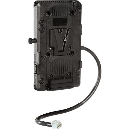 SHAPE V-Lock Plate with D-Tap for Blackmagic URSA
