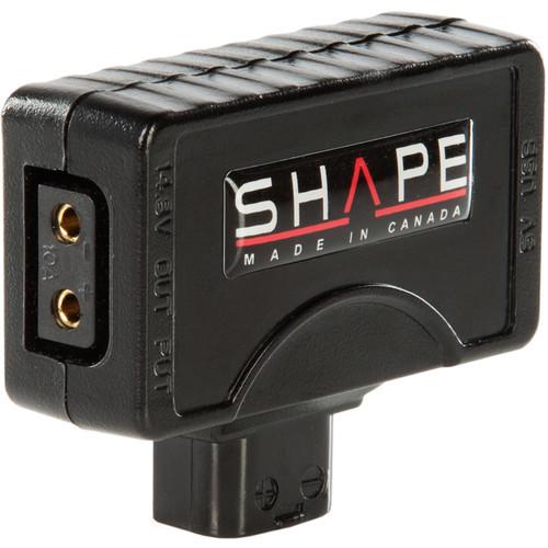 SHAPE Sunwin D-Tap Adapter to D-Tap and 5V USB for Gold/V-Mount Batteries