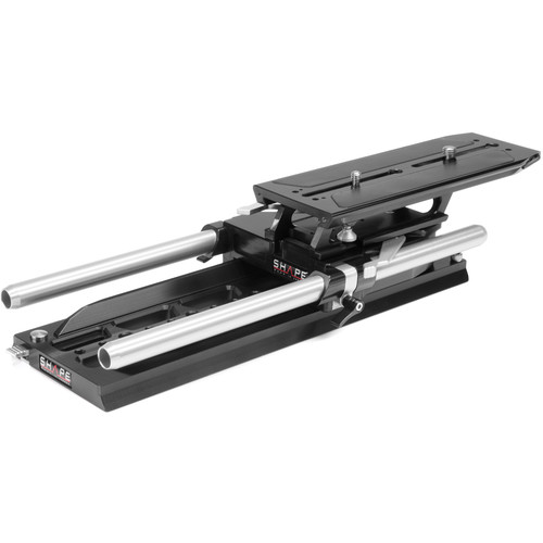 SHAPE 15mm Studio Sliding Baseplate for Sony VENICE