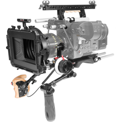 SHAPE Shoulder Baseplate Top Handle, Top Plate Remote Trigger, Matte Box  Follow Focus For Sony Venice