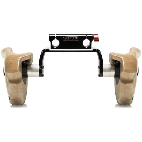 SHAPE Quick Wooden Handle Grip Rod Bloc for 15mm Rods