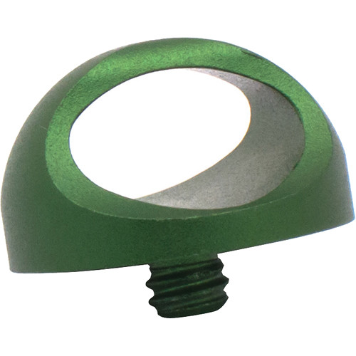 Sharkhon Ring for Cinch, Grip, or Underwater Camera Housing (Green)